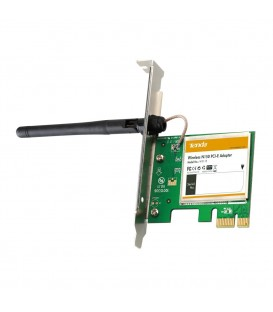Tenda W311E Adaptateur PCI-Express Wi-Fi N150 Antenne Integrée